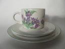 Campanula Glomerata Coffee Cup and 2 Plates Arabia SOLD OUT