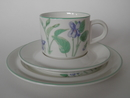 Viola canina Coffee Cup and Saucer Arabia SOLD OUT