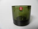 Kivi Candleholder moss green Iittala