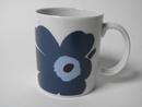 Unikko Mug blue-grey Marimekko SOLD OUT