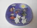 Moomin Wall Plate Ball Arabia