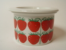 Pomona Jar Strawberry small Arabia