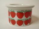 Pomona Jar Strawberry small Arabia