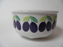 Pomona Serving Bowl Plum Arabia