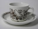 Sirkku Coffee Cup and Saucer