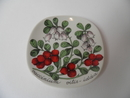 Lingonberry Wall Plate Arabia