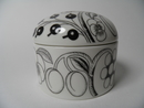Paratiisi black-white Jar SOLD OUT