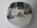 Moomin Wall Plate Moominland Midwinter SOLD OUT