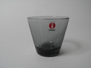 Kartio Schnapps Glass grey Iittala SOLD OUT