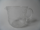 Fauna Pitcher clear glass