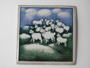 Sheep Wall Plate HL-S