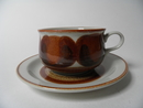 Tea Cup and Saucer Peter Winqvist Arabia SOLD OUT