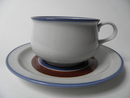 Tea / Cocoa Cup and Saucer Peter Winqvist