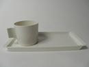 Fiskamin aamiais/kahvisetti valkoinen MYYTY
