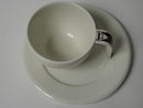 Ego Ox Coffee Cup and Saucer