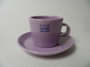 KoKo Espresso Cup and Saucer lilac SOLD OUT