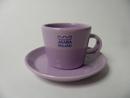 KoKo Espresso Cup and Saucer lilac