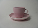 KoKo Espresso Cup and Saucer pink SOLD OUT