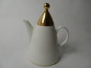 Harlekin Gold Coffee Pot Arabia