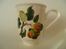 Pomona Portmeirion Mug Pearl SOLD OUT