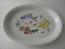 Aquarium Serving Plate Anja Juurikkala SOLD OUT