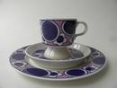 Pauliina Coffee Cup and 2 Plates
