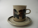 Ruija Coffee Cup and Saucer Arabia SOLD OUT