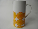 Orange Pitcher orange Marimekko