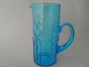 Flora Pitcher lightblue 2 l