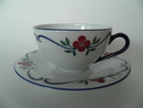Sundborn Rörstrand Coffee Cup and Saucer