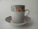 Amoroso Coffee Cup and Saucer