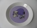 Hemulen Moomin Plate