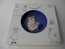 Moomin Plate Too-ticky 2 sides