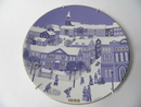 Christmas Plate 1986 Arabia SOLD OUT