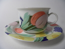 Arctica Poetica Tea Cup and Saucer SOLD OUT