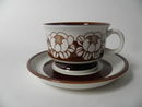 Katrilli Coffee Cup and Saucer small SOLD OUT