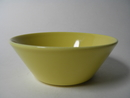 Teema Deep Plate yellow