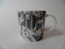 Moomin Mug Snow Horse SOLD OUT