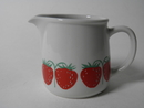 Pomona Strawberry Creamer Arabia SOLD OUT