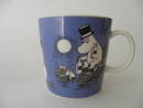 Moomin Mug Dark Blue