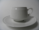 Pitsi Coffee Cup and Saucer