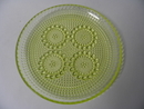 Grapponia -lautanen 17 cm keltainen