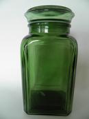 Kantti -purkki 1,4 l vihreä