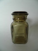 Kantti Spice Jar brown