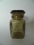 Kantti -maustepurkki ruskea