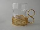 Tsaikka Glass Golden Handle SOLD OUT