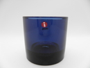 Kivi Candleholder 80 mm Blueberry-blue Iittala SOLD OUT