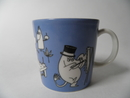 Moomin Mug Blue Arabia SOLD OUT