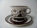 Katrilli Coffee Cup and Saucer Arabia