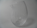 Gluck Picher clear glass Iittala